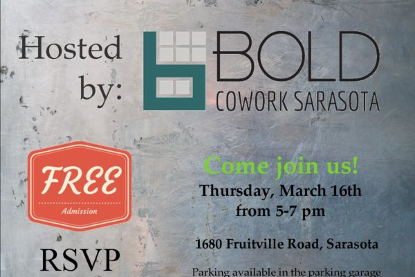 Bold - March Networking Event