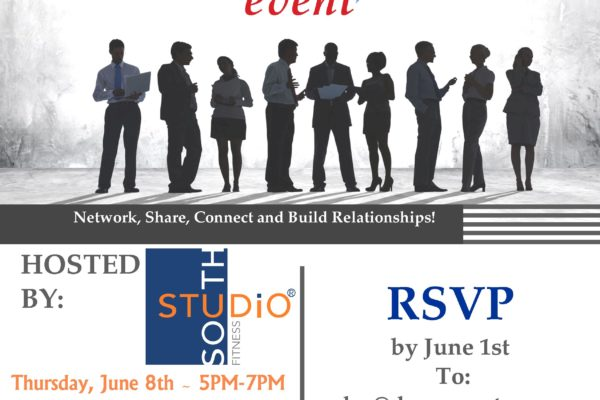 Studio South - Networking Flyer